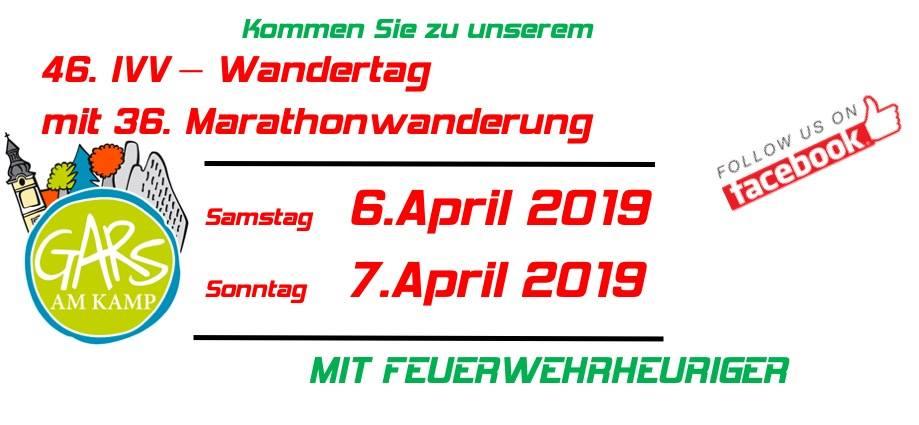 46 Ivv Wandertag Mit 36 Marathonwanderung Horn